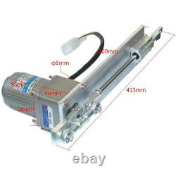 Electric Linear Actuator Reciprocating Motor+PWM Speed Controller Set 110V450rpv