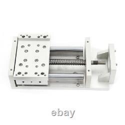 Electric Sliding Table SFU1605 Ball Screw Guide Platform & 57 stepper Motor Base