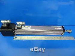 Exlar GSM20-1202-MDA-AB9-138-PF Linear Actuator with Allen Bradley servo-motor
