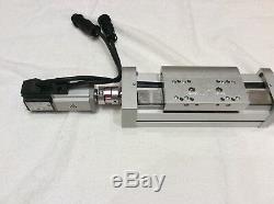 Festo Spindelachse EGC-80-50-BS Neu Linearantrieb mit Rexroth Motor. Kreuztisch