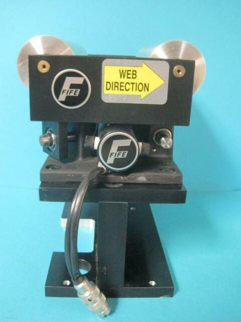 Fife Corporation Linear Offset Pivot Guide System Symat-25 With Motor 534736-002