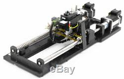 Generic 15 Travel Motorized Precision Ball Screw Linear Stage with2x Mdrive Motor