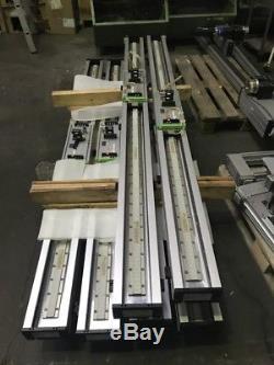 HIWIN Linearmotor Linearantrieb 170 W 1900 mm LMH1L-S13D-1-1900-C100