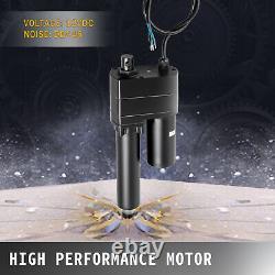 Heavy Duty Linear Actuator 18 Stroke 2000 lbs Max Lift Electric Motor 12V DC