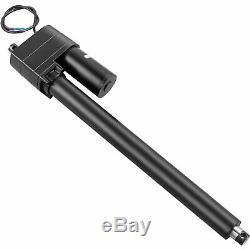 Heavy Duty Linear Actuator 24 Stroke 2000 lbs Max Lift Electric Motor 12V DC