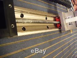 Hiwin Linear Actuator Ballscrew With Vexta Step Motor & Pneumatic