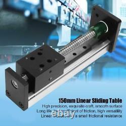 High Sliding Table Ball Screw Linear Stage Slide for NEMA 23 Motor