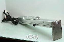 IAI ISD-M-10-100-300-CRR Ball Screw Drive Linear Actuator 100W Motor 300mm Trvl