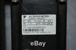 IDC Electric Actuator with Yaskawa servo motor 400W 200V 2.8A 1.2Nm 3000rpm