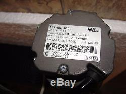 IselGermany MOOG P/N 10-26-0037 Linear Stage Drive With Technik Motor