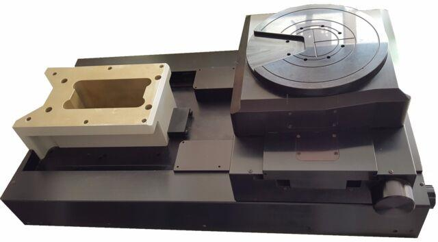 Kensington Laboratories Motorized 4-axis X/y/z Linear Stage Rotation Stage