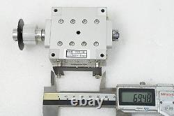 Kohzu Motored Precision Tilting Stage Sh07-01, Vexta Pk543-na Working Free Ship