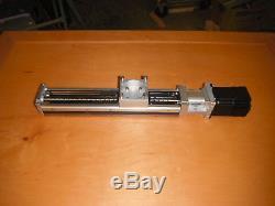Kollmorgen Ballscrew Linear Actuator with Smart Stepper Programmable Motor(4680)