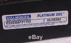 Kollmorgen IC22030A1P1103 direct drive linear motor Platinum DDL