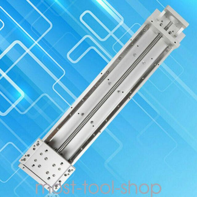 L500mm Electric Linear Rail Stage Modules Cross Sliding Table Motorized Xyz Axis