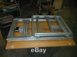 Large Linear Actuator THK Rails, Acme Screw and Stepper Motor (1662)