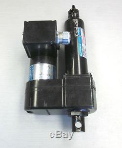 Leeson M1110003.00 DC motor linear actuator 1/25HP 1800RPM 90V CM24D18NZ4D