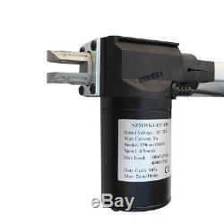Linear Actuator 6000N 1320lbs 12V DC Motor 100 200 300 400 450mm Heavy Duty Lift