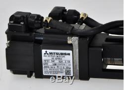 Linear Actuator ##AR09K01264 THK CNC Mitsubishi HF-KP053 Servo Motor /S 8760##