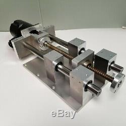 Linear Actuator Assy Sanyo Denki 103H8581-70B1 Stepper Motor, Ball screw 10 5/8