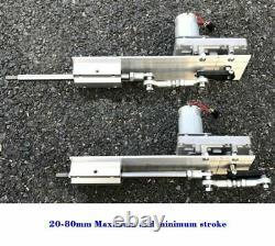Linear Actuator Hubkolbenmotor DC 12V 24V 30mm-150mm Einstellbar für DIY Design