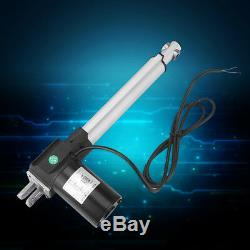 Linear Actuator Mo-tor 100-500mm 6000N 12V Hubmotor Elektromotor Linearantrieb