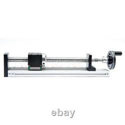 Linear Actuator Module Ballscrew Sliding Table Motorized Camera Slider 50-900MM