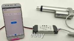 Linear Actuator WIFI Controller 12V Power Supply Metal Gear Electric Motor 2Inch