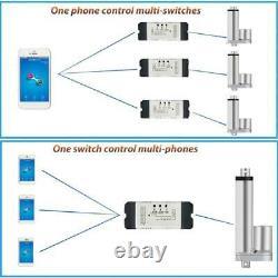Linear Actuator Wifi Remote Controller Switch Module 24V Forward Reverse Motor