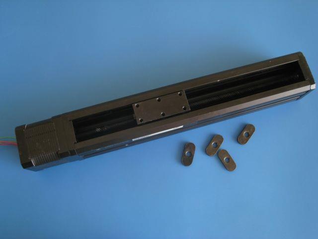 Linear Actuator Lead Stroke 230mm Total 295mm Nema17 Stepper Motor Guide Thk Cnc
