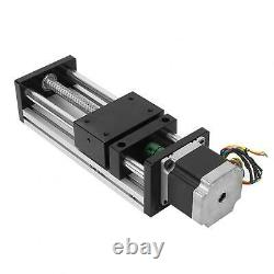 Linear Guide Rail CNC Slide Stage Actuator Ball Screw Motion Table 57 Motor NCZ