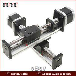 Linear Motion Rail Actuator XYZ Motorized Stage Ball Screw CNC 3d Printer Slide