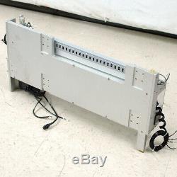 Linear Motion Robot CNC Machine Axis 60cm Travel Mitsubishi 750W Motor THK Rails