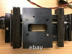 Linear Sliding Table / Slide Electro-Craft DC Motor / Encoder, Leadscrew