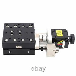 Linear Stage Automatic XAxes CrossBall Guide Sliding Table with Drive + Motor