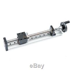 Linear Stage Slide Actuator Motion Table 400mm Ball Screw Sfu1605
