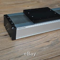 Linear guide rail with motor and ball screw for cnc linear module robotic arm