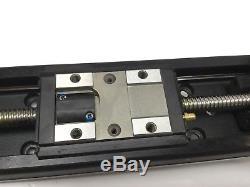 MCG 2282-ME4890 Servo Motor withTHK KR26 Linear Ball Screw Actuator, 70mm Travel