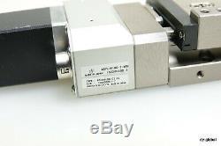 MISUMI Motorized Used XCVLC6100-2-4FN KXL06100-C2-F4 100mm stroke ACT-I-113=2M43