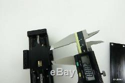 MISUMI Used LX2001C-B1-100L 1mm linear Actuator With Motor mount ACT-I-105=1E24