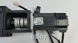 MITSUBISHI AC SERVO MOTOR HC-KFS43K & NSK MCH10050P20K linear Actuator