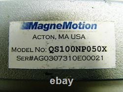 MagneMotion QuickStick 100 LSM Linear Synchronous Motor QS100
