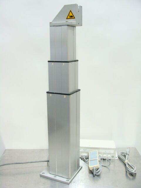 Magnetic Linear Drives Polytec Motorized Precision Linear Z-axis Elevator Stage