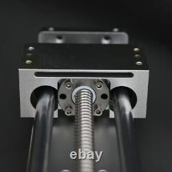 Manual Linear Rail Stage Module Cross Sliding Table SFU1605 Motorized XYZ Axis