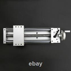 Manual Linear Rail Stage Module Sliding Table 200mm SFU1605 Motorized XYZ Axis