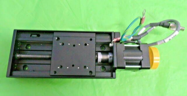 Micos Vt-80 High Precision Linear Actuator Motorized Position Stage / Visx Laser