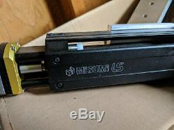 Misumi LS10 Linear Actuator with stepper motor 300mm travel Qty1 LS1002-300-T42