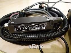 Motorized MikroPrecision Instruments Newport Linear Stage + Heidenhain