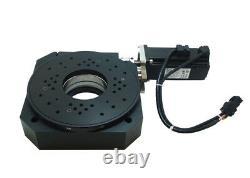 Motorized Rotation Strage Optical Rotating Platform Motorized Rotary Stage
