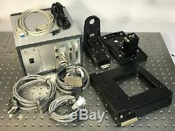 Motorized XY+Z/Focus Microscope Stage, Filter Wheel ASI LX-4000 MS-2000 LS-50 #2